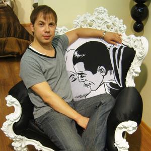 Ваняев Алексей Витальевич, дизайнер интерьера